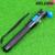 KELUSHI 5 mw visual Fault Locator Cable De Fibra Óptica de Metal toolwith Prueba Tester medidor de potencia Fuente de Luz Roja 2.5mm Connecotor