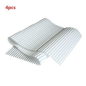 Image 1 - 4 stücke DIY Universelle Filter PM2.5 und Dunst zu Reinigung 1200*290mm HEPA Filter Papier mit Metallklappfilter Luftreiniger Teile