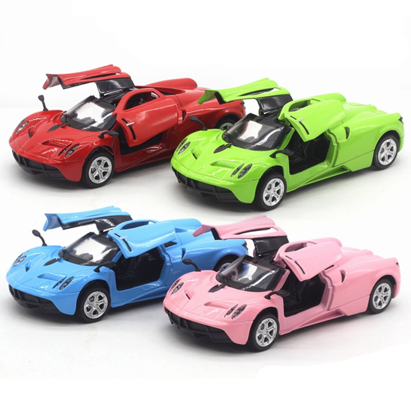 1:36 Pagani Huayra Model Pull Back Toys Cars Gift For Boys Kids Collection  Alloy Diecast Car Models With Light Fast U0026 Furious In Diecasts U0026 Toy  Vehicles ...
