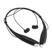 Nuovo auricolare Bluetooth senza fili uomo donna sport musica auricolari con microfono vivavoce Talk per Android xiaomi IOS Phone