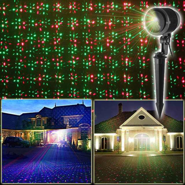 Outdoor Laser Holiday Lights Rgb outdoor holiday light projector moving twinkle ip65 waterproof rgb outdoor holiday light projector moving twinkle ip65 waterproof 110v laser christmas lights garden decoration for workwithnaturefo