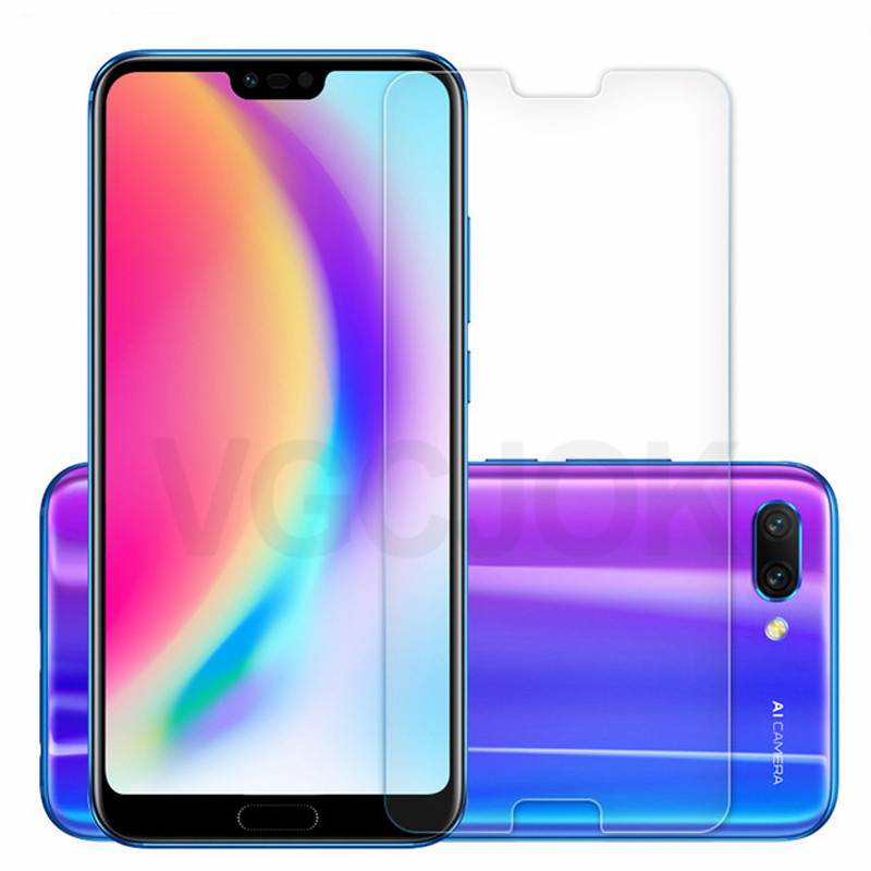 Image 3 - Tempered Glass For Huawei Mate 20 Lite P10 P20 Lite Pro P Smart Screen Protector For Huawei Honor 9 8 Lite Nova 3 3i Film Case-in Phone Screen Protectors from Cellphones & Telecommunications