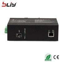 Bliy 1GX1GT 2 порта 1 sfp модуль порт gigabit ethernet коммутатор неуправляемый сетевой гигабитный коммутатор с волоконно оптическим переключатель поэ
