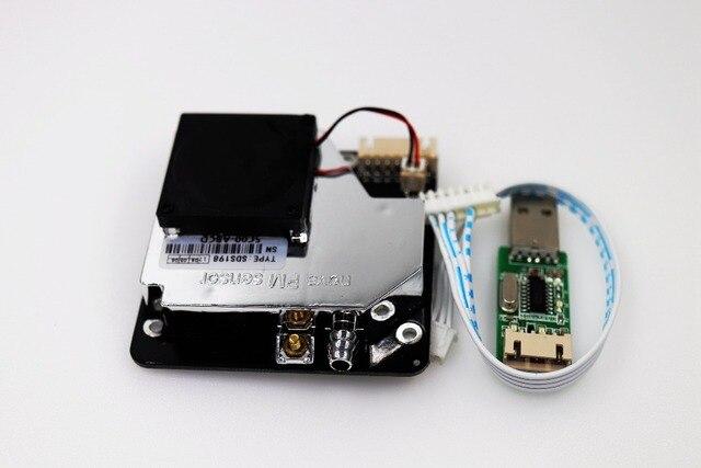 Nova PM czujnik SDS011 wysokiej precyzji lasera pm2.5 jakości powietrza czujnik detektora moduł Super pyłu pyłu czujniki, wyjście cyfrowe