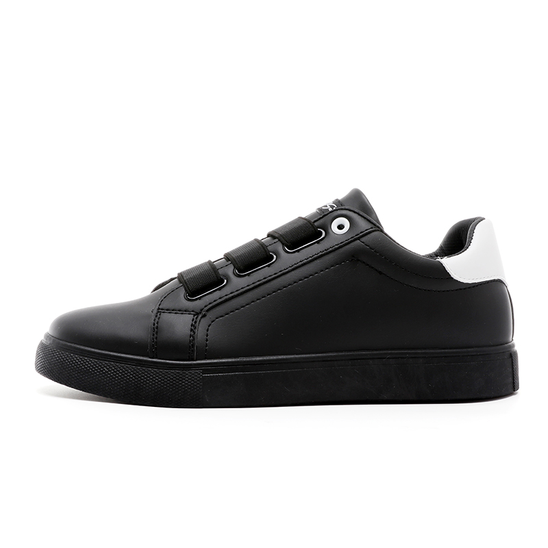2018 Brand White Casual Shoes Men Sport Fashion Breathable Mens Shoes Casual Slip on Classic Red Casual Shoes Men loafer Black