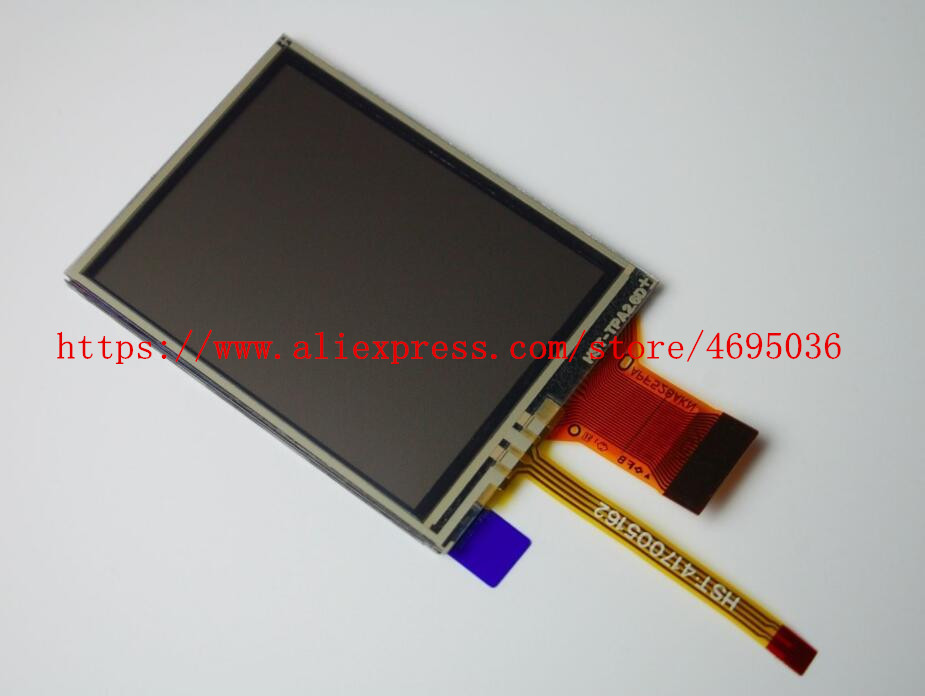 LCD Screen Display For SONY Cyber-shot DSC-HC1E HC39E HC42E HC43E HC46E HC48E HC90E HC96E SR4E SR45E SR46E SR60E SR65E SR67E SR80E SR85E SR90E SR100E DVD105 DVD203E DVD703E DVD705E DVD708E DVD755E DVD803E A1C SR35E DVD308E ~ DIGITAL CAMERA Repair Parts Rep