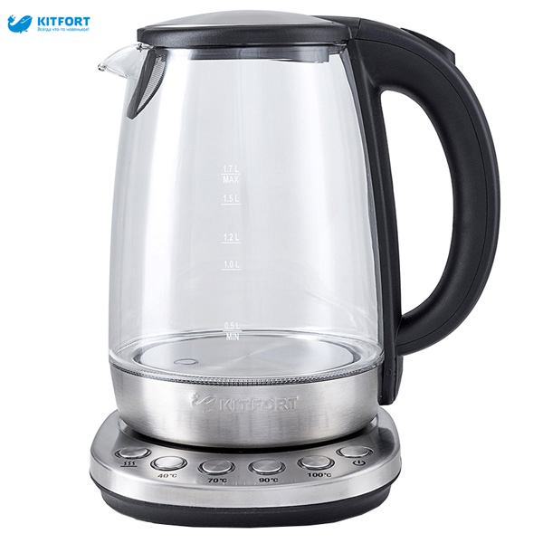 Электрический чайник Kitfort KT-618