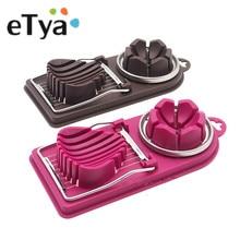 ETya 1 шт. Многофункциональный резак для яиц из нержавеющей стали для резки яиц овощерезки проволока кухонные аксессуары приспособления для нарезки пищи инструменты для приготовления пищи