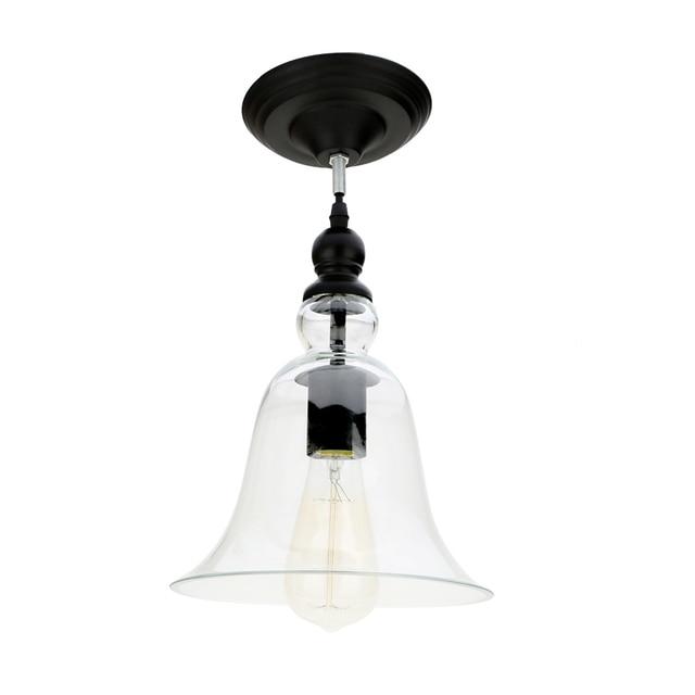 Tomshine Vintage Retro Pendant Lamp E27 Bulbs light Loft Antique for hotel bedroom