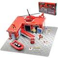 Brinquedos clássicos série caminhão de Bombeiros bloco Barco Carro Helicóptero blocos modelo brinquedos Liga Diecast Veículos de combate a incêndio do caminhão brinquedos Do Menino