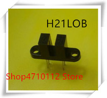 NEW 10PCS/LOT H21LOB Gap Type Photointerrupter GAP3.18-DIP4