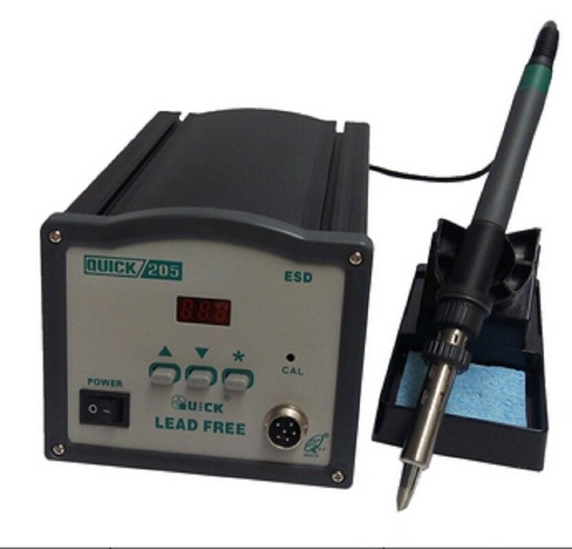 QUICK 205 soldering station for phone repair