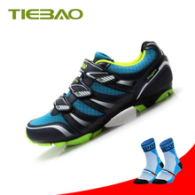 Tiebao Mountain Bike Shoes Men zapatos ciclismo MTB Bicycle Cycling Shoes Breathable Self-locking Riding Bike Superstar Sneakers santic cycling shoes men professional mountain bike shoes black pu breathable self locking bicycle shoes zapatillas ciclismo