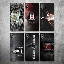 цена на Yinuoda Besiktas Team Kulubu Yilmaz Phone Case Picture For Kagawa Silicon Soft TPU Cover For iPhoneX XR XS MAX 7 8 7plus 6 6S 5