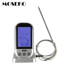 Цифровой беспроводной термометр MOSEKO