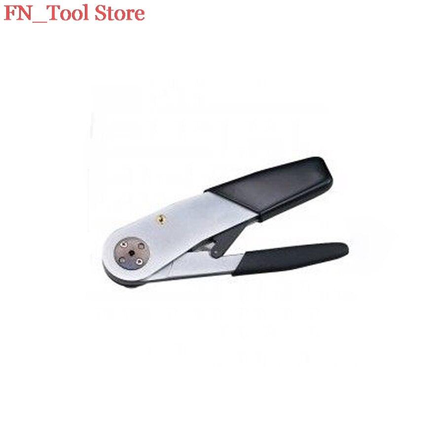 FASEN W1 quatre-mandrin à sertir PILERS pour CONTACTS tournés pince à sertir bornes outils de sertissage