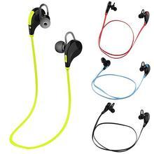 Bluetooth Wireless Headset Stereo Earphone Sports Universal Handfree