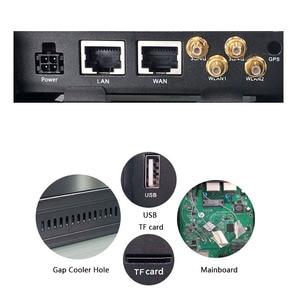 Image 3 - Roteador wi fi do carro com slot para cartão sim para o ônibus que viaja 300 mbps 64 mb lte gsm 4g wifi dispositivo roteador sem fio