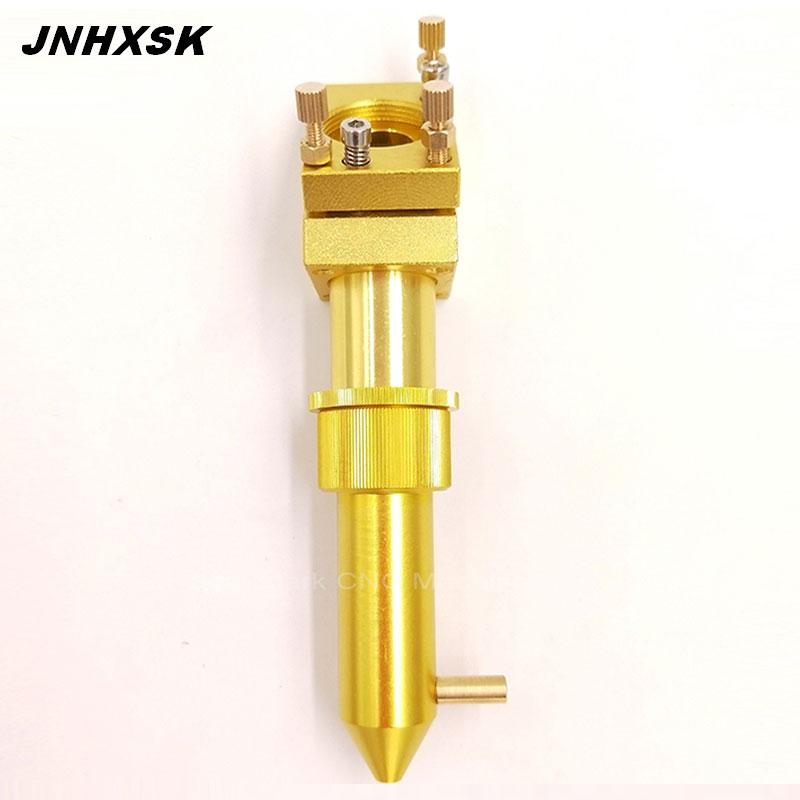 Aletler'ten Ağaç işleme Makine Parçaları'de JNHXSK Lazer Kafası odak lensi Dia.20 FL.50.8 Montaj Lazer kesici oymacı Kesme Oyma Makinesi Ücretsiz kargo