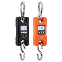 High Accuracy 500Kg/1000LBS Mini Digital Industrial Crane Scale Electronic Scale Heavy Duty Hanging Weighting Hook Scale