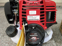 Aftermarket 4 тактный двигатель бензиновый двигатель 4 тактный бензиновый двигатель для кусторез GX35 двигателя 35.8cc CE утвержден