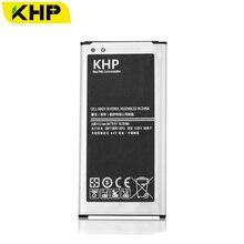 100% D'origine KHP Batterie Pour Samsung Galaxy S5 G900S G900F G9008V G9006V 2800 mAh NFC Intégré AAA Remplacement Batteries Mobiles