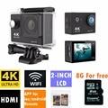 Action Camera Sport deportiva Original EKEN H9 Ultra 720PHD 4K WiFi 1080P 60fps 2.0 LCD 170D Go Waterproof Pro video