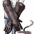 Перчатки против укусов, 60 см, безопасные длинные перчатки, высокое качество, для ловли животных, таких как собака, кошка, рептилия, змея домаш...