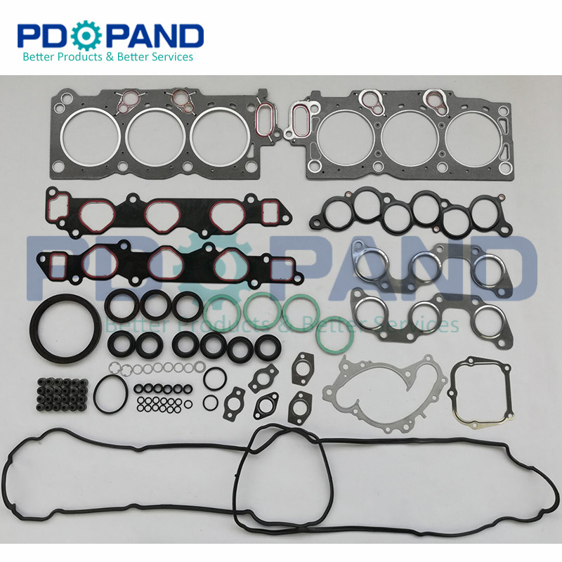 Fuel Injector O-Ring Seal Rebuild Kit for Toyota Camry 3.0L 1992-2001
