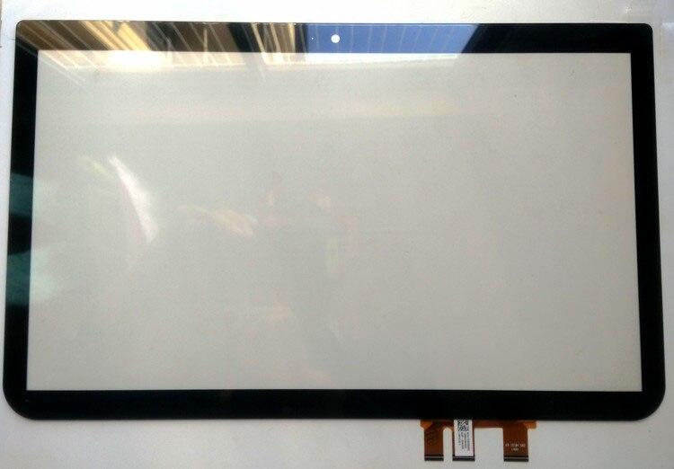 """Nuovo per Toshiba satellite P55t-A P55t-A5202 da 15,6 """"con touch screen lcd frontale per computer portatile"""
