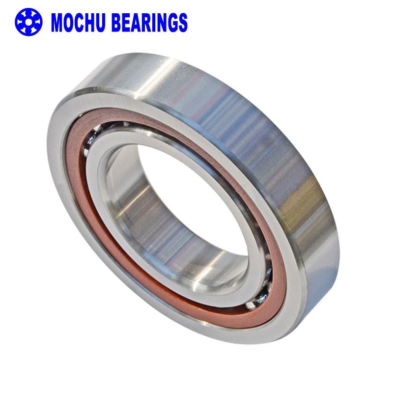 1pcs 71919 71919CD P4 7919 95X130X18 MOCHU Thin-walled Miniature Angular Contact Bearings Speed Spindle Bearings CNC ABEC-7 1pcs mochu 7207 7207c b7207c t p4 ul 35x72x17 angular contact bearings speed spindle bearings cnc abec 7