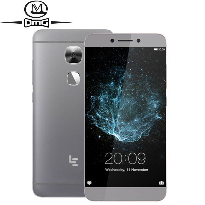 "Original LeEco LeTV Le S3 X522 5.5"" Android 6.0 4G LTE Smartphone 3GB RAM 32GB ROM Snapdragon 652 1.8GHz Octa Core mobile phone"