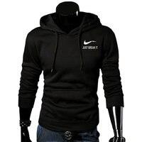 New Brand Sweatshirt Men S JUST BREAK IT Hoodies Men Hip Hop Fashion Fleece High Quality