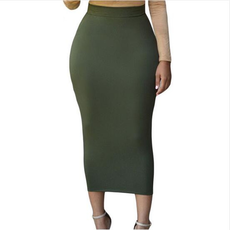 Popular Pencil Maxi Skirts-Buy Cheap Pencil Maxi Skirts lots from ...