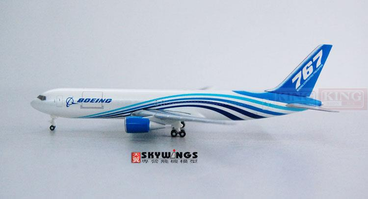 Hogan Boeing original 1:500 B767-300BCF commercial jetliners plane model hobby