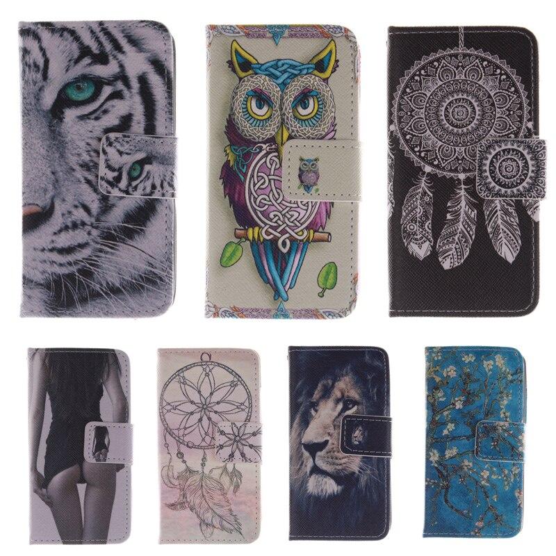 J1 2016 Case for fundas Samsung Galaxy J1 2016 Case for coque Samsung J1 2016 Case Cover J120 J120F 4.5 inch + Stand Card Holder