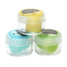 For Car Vent Clip Perfume 2Pcs Set Solid Pill Fragnace Diffusion Oil Fragnace Pad Auto Perfume