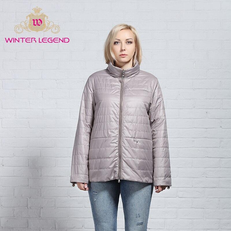 AllureAmore 2019 Fashion Ultralight   Parka   Winter Jacket Women Unique Style Women's Jackets Short Warm Thin Winter Coat Women