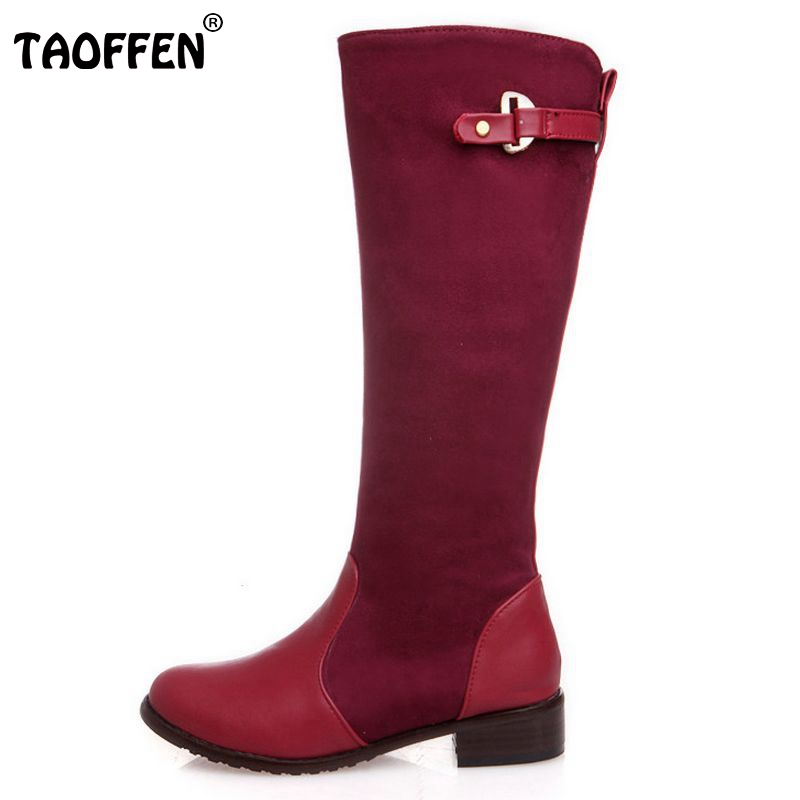size 30-47 women flat over knee boots ladies riding fashion long snow boot warm winter brand botas footwear shoes P15019 size 30 44 women flat over knee boots ladies riding fashion long snow boot warm winter brand botas footwear shoes p10263