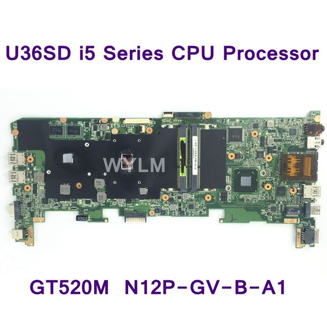 Asus U36SD Chipset Drivers Mac