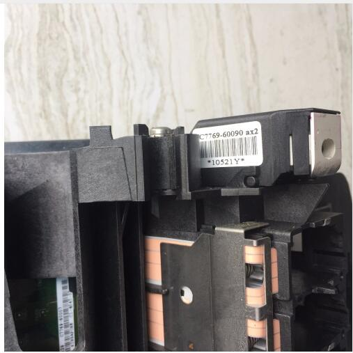 CARRIAGE STATION For HP DesignJet 500 510 800 820 Printhead carriage assembly C7769-69376 C7769-60151 C7769 цены онлайн