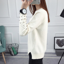2018 Women Winter Sweater Knitted