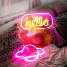 Банановые неоновые вывески, светодиодный неоновый светильник, художественный настенный декоративный неоновый светильник s для комнаты, Настенный декор для дня рождения, бара, витрина для магазина, настенный светильник