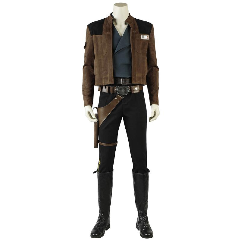 Rangers Solo A Star Wars Story Cosplay Costume Rangers Solo Cosplay Outfit Halloween Party Man Custom Made