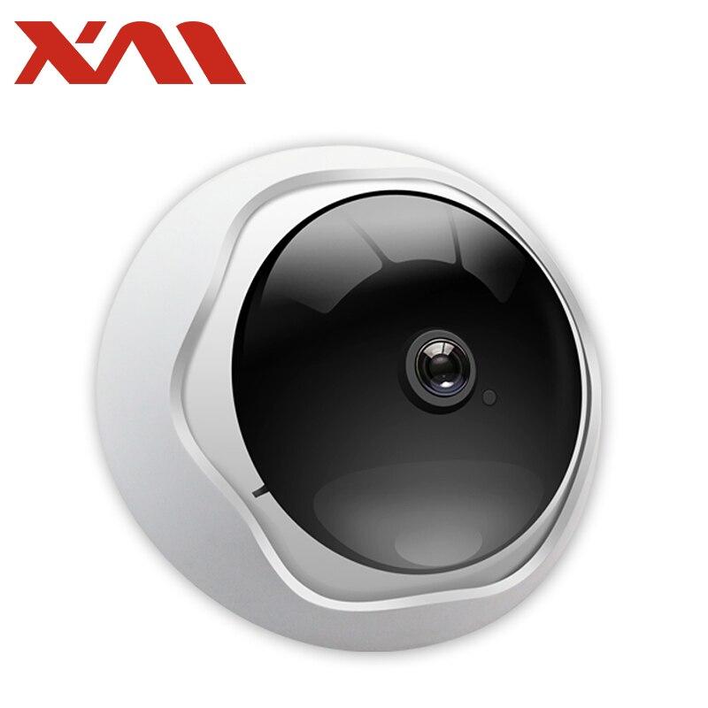 XM 1080 P 5MP HD 360VR Panoramique Wifi IP Caméra Sans Fil Mobile Bureau De Contrôle À Distance de Sécurité À Domicile Caméra Plafond UFO moniteur