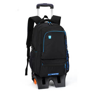 1ef7b81b67 ZIRANYU Kids Children School Bags Backpacks for Boys Wheels