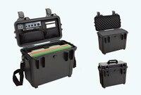 318 кг 234*417 мм 2,9 мм АБС пластик герметичный водостойкий защитный корпус оборудования портативный ящик для инструментов сухой ящик наружное о