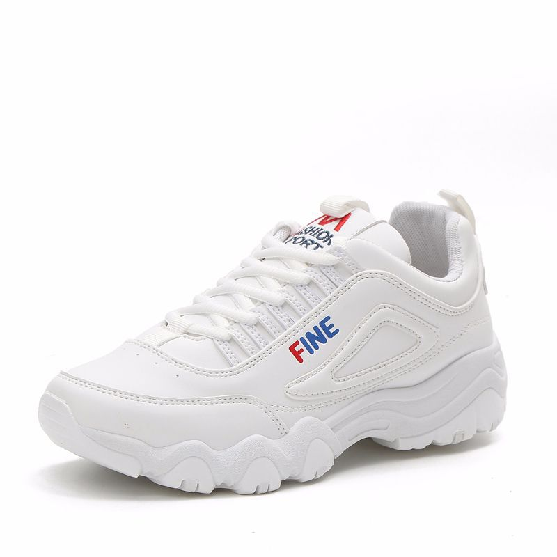 Ins Super Fire Women Shoes Jogging Sports Walking sShoes Zipper Korean Ulzzang Harajuku Thick Soled Shoes Woman With HyunA