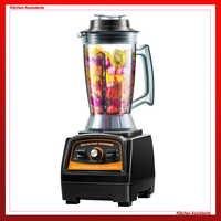 A7400 cuisine puissant électrique mélangeur de nourriture 2800 W sans BPA matériel presse-agrumes Smoothies glace noir mélangeur mélangeur