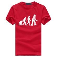 Robot Evolution t-shirt – 17 Colors